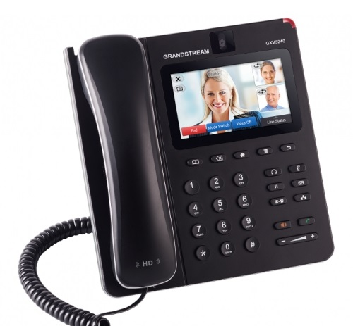 Grandstream GXV3240 Multimedia IP Phone for Android