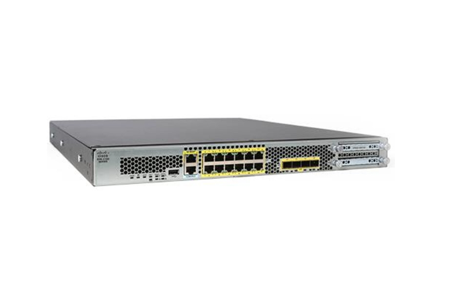 Cisco Firepower 2110 NGFW Appliance, 1U