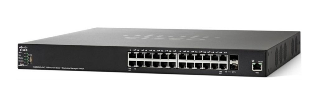 Cisco SB SG350XG-24T