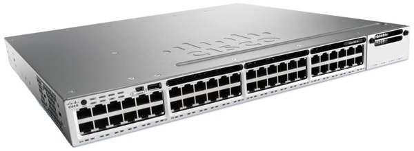 Cisco WS-C3850-48T-S