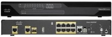 Cisco 892FSP 1 GE and 1GE/SFP High Perf Security Router