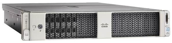 Стійковий сервер Cisco UCS C240 M5