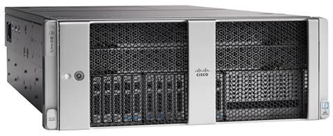 Стійковий сервер Cisco UCS C480 M5