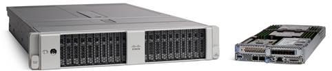 Стійковий сервер Cisco UCS C4200 Series