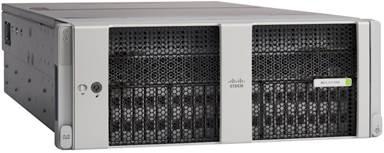 Стійковий сервер Cisco UCS C480 ML M5