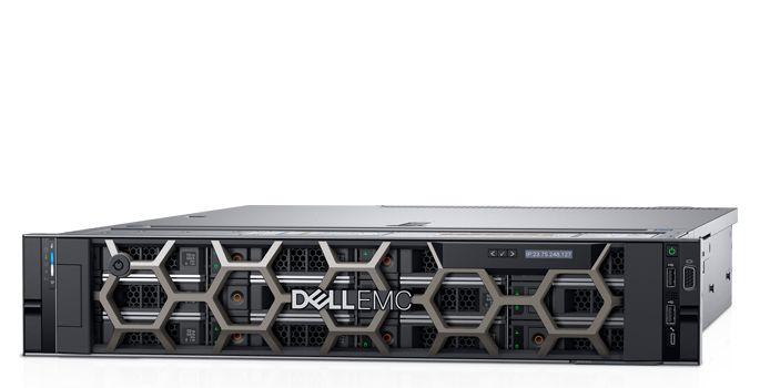 Стійковий сервер PowerEdge R540