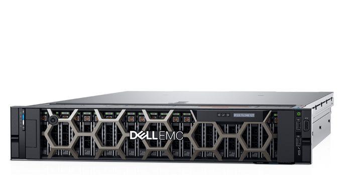 Стоечный сервер Dell PowerEdge R840