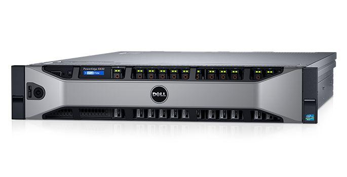 Стійковий сервер PowerEdge R830