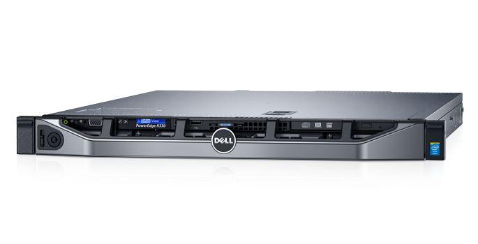 Стійковий сервер PowerEdge R330