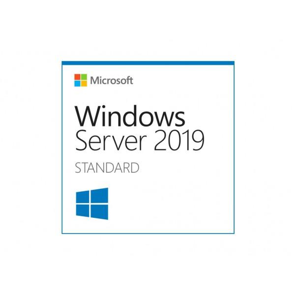 Microsoft Windows Server 2019 Standard x64 English