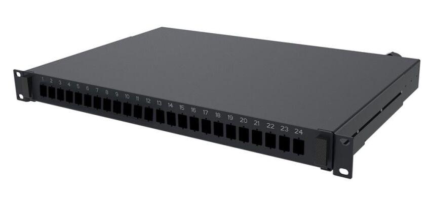 Патч-панель оптична AMP 1671000-8